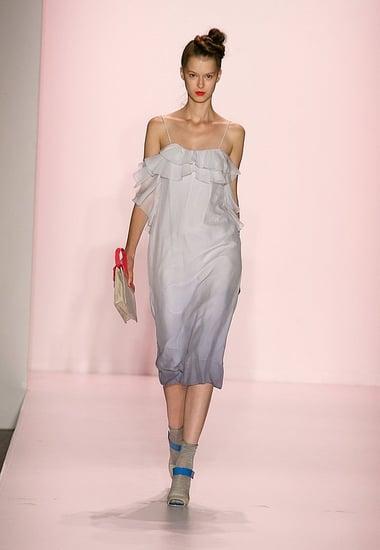 New York Fashion Week Trend Alert: Color Gradiation