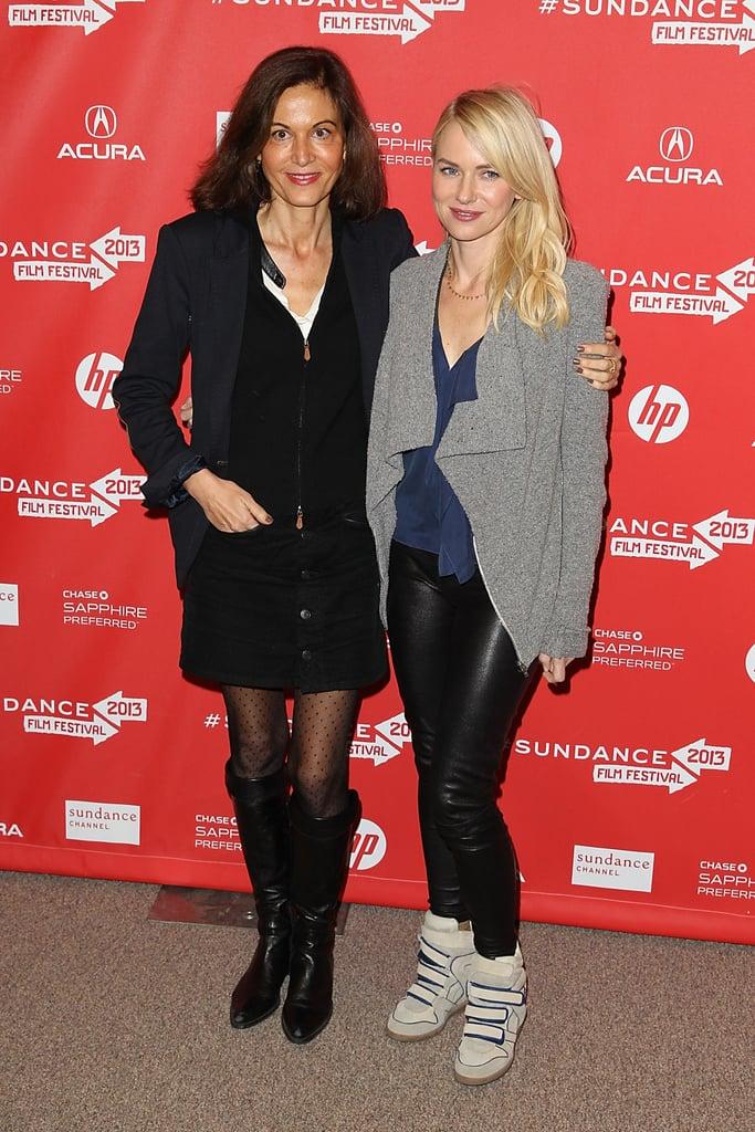 Naomi Watts Breaks From Awards Season to Kick Off Sundance