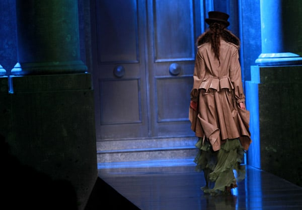 Paris Fashion Week: Christian Dior Fall 2010