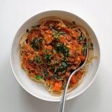 Healthy Vegan Bolognese Recipe