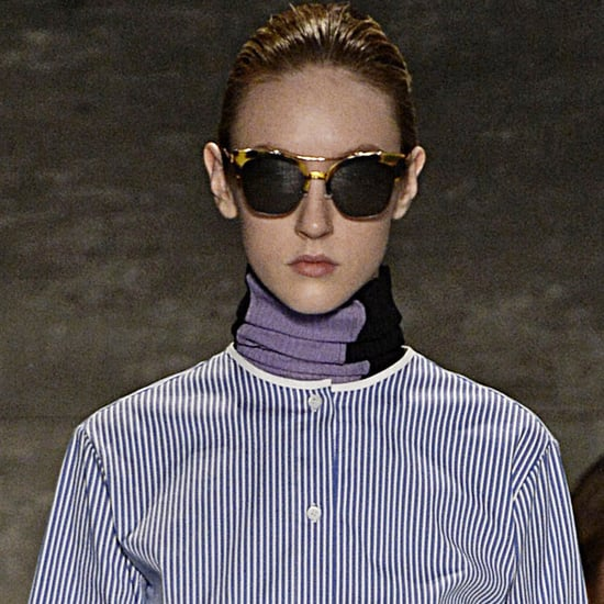 Contrasting Turtleneck Trend Fall 2015