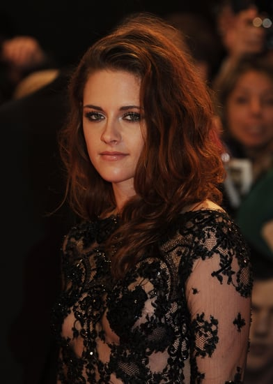 Pictures of Kristen Stewart at London Breaking Dawn Part 2