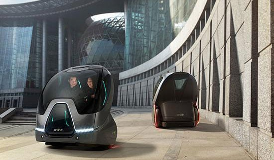 GM and Segway Teaming Up to Make Cars