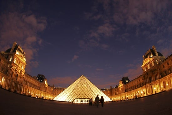 Louvre Pyramid Turns 20, Proving Change Is a Beautiful Thing