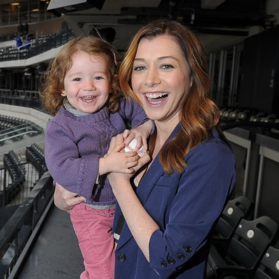 Interview With Alyson Hannigan About Kids on Set, American Reunion, and Motherhood