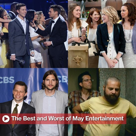 May Entertainment Best and Worst
