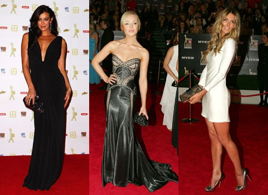 Red Carpet Recap! See All The Pictures From The 2010 Logie Awards