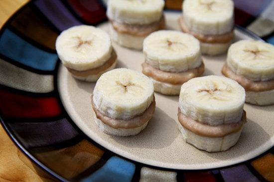 Banana Nut Nibblers