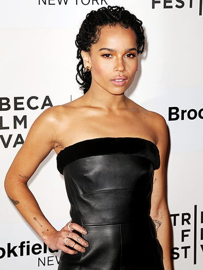 Awkward! Zoë Kravitz Weighs in on Father Lenny's #Penisgate Wardrobe Malfunction