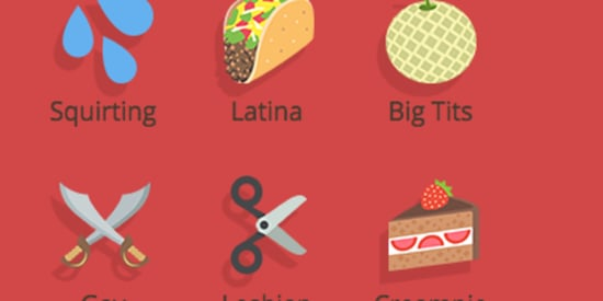 Pornhub Reduces Latinas To A Taco Emoji, Because Stereotypes