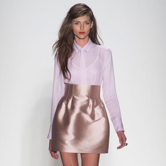 Marissa Webb Spring 2014 Runway Show   NY Fashion Week