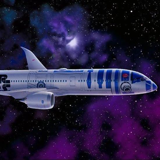 First Star Wars Airplane