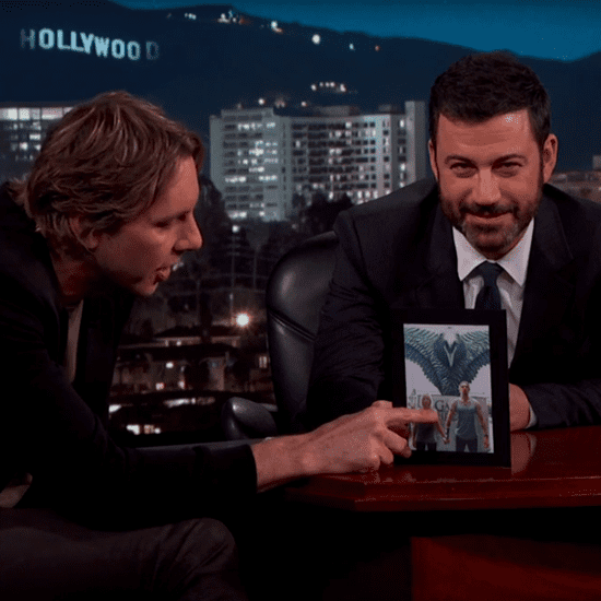 Dax Shepard on Jimmy Kimmel Live May 2016
