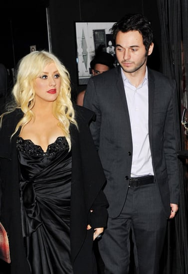 Christina Aguilera Arrested for Public Intoxication