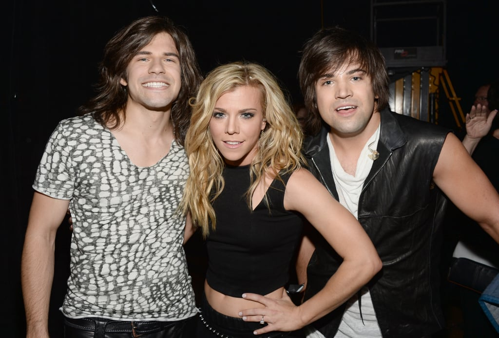 Reid Perry and Neil Perry of The Band Perry