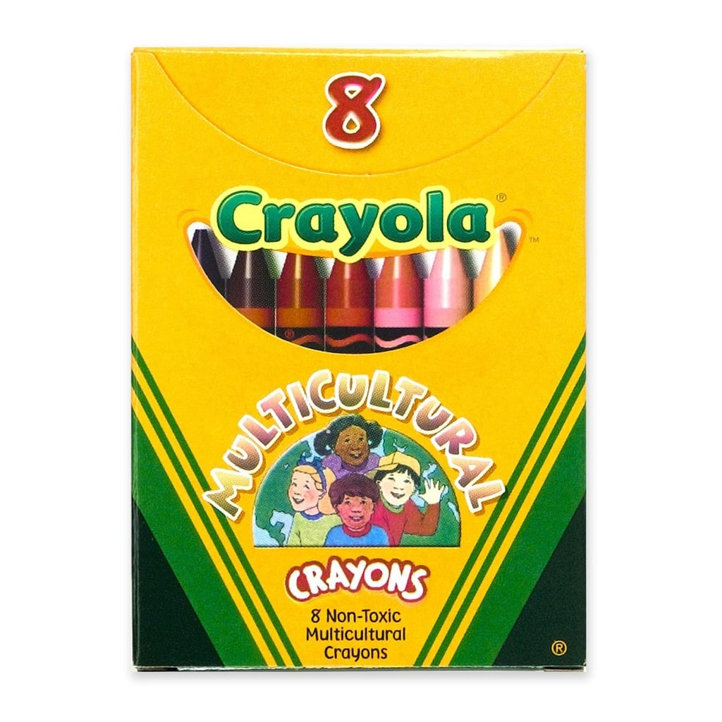 Multicultural Crayons