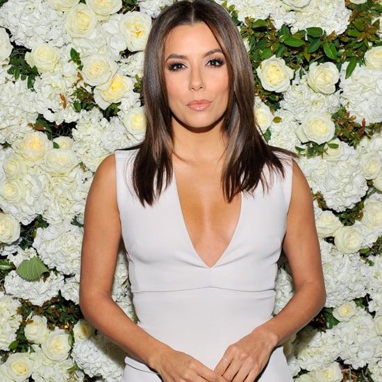 Is Victoria Beckham Designing Eva Longoria's Wedding Dress?