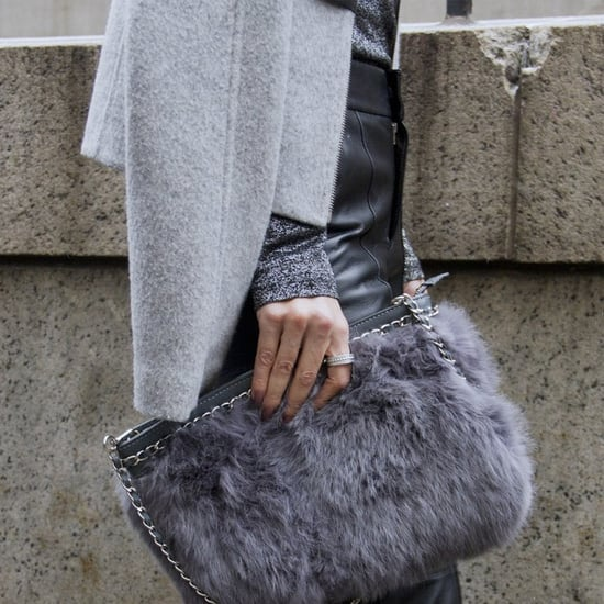 New York Fashion Week Street Style Handbags Fall 2016