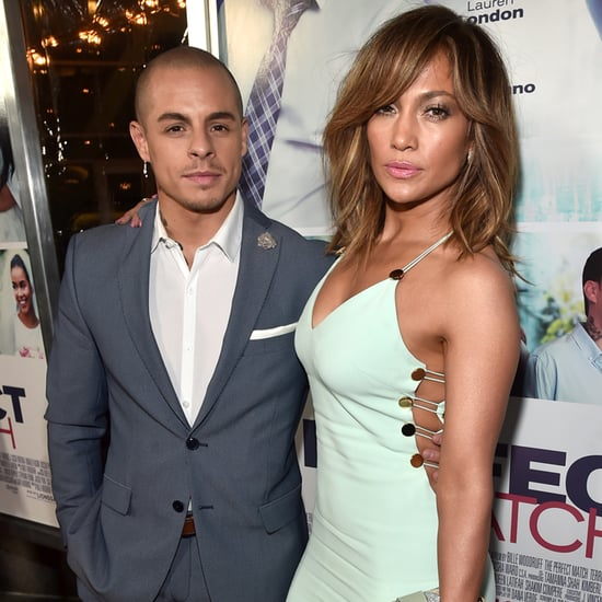 Jennifer Lopez at The Perfect Match Premiere in LA