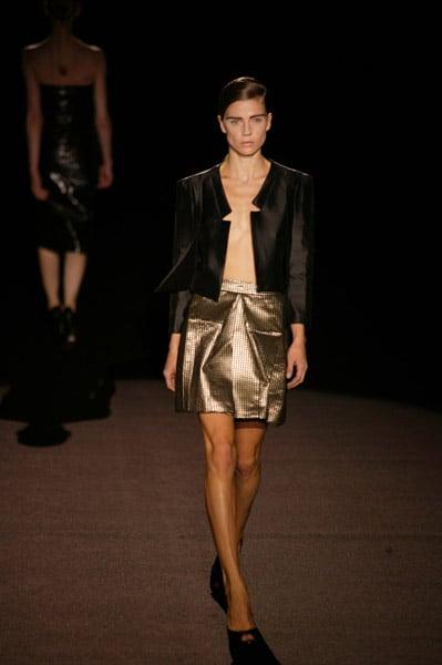 Paris Fashion Week: Bruno Pieters Spring 2009