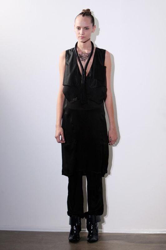 Paris Fashion Week: Kris Van Assche Spring 2009