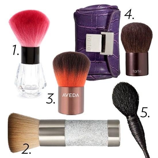 Cute Kabuki Makeup Brushes