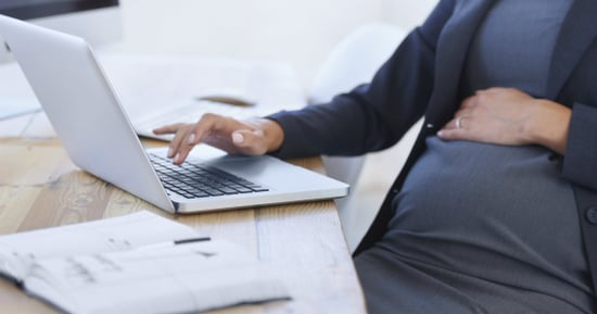 The End Of Maternity Leave As We Know It?