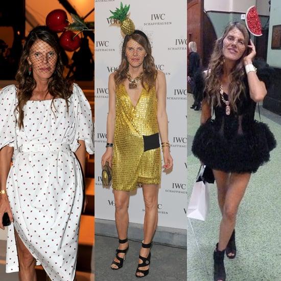 Anna Dello Russo Fruit Hats 2011-05-13 09:21:24