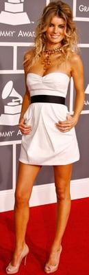 Grammys Style: Marisa Miller