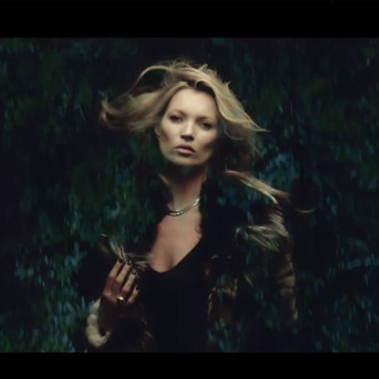 Watch Kate Moss In George Michael's White Light Video