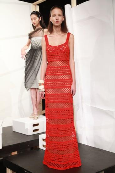 Spring 2011 New York Fashion Week: Bill Blass