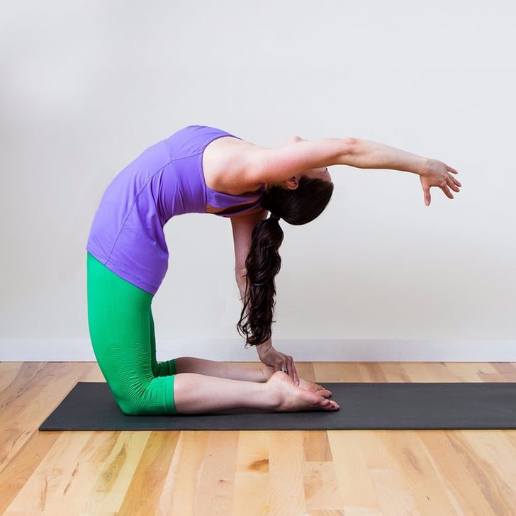 Yoga Poses to Relieve Cramps | POPSUGAR Fitness