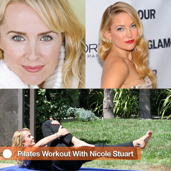 Work Out Like Kate Hudson and Anna Faris