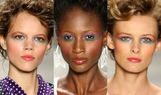 Makeup at Derek Lam 2010 New York Fashion Week