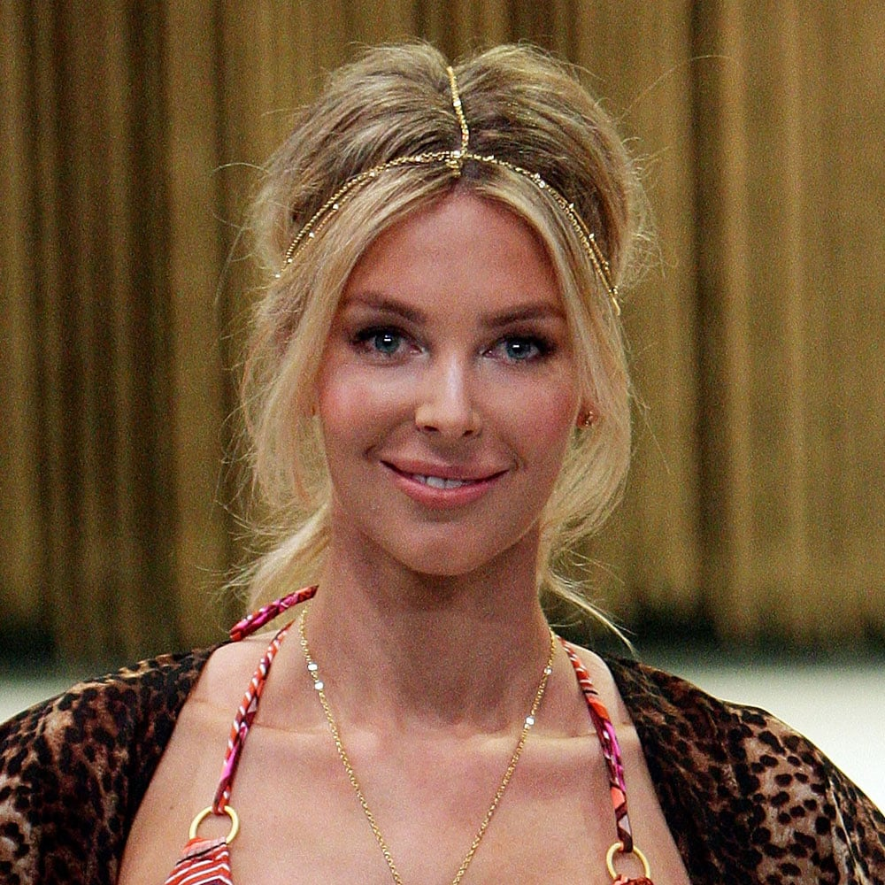 Photos of Jennifer Hawkins and the Beauty Looks From the Myer Spring Summer 2013 Collections