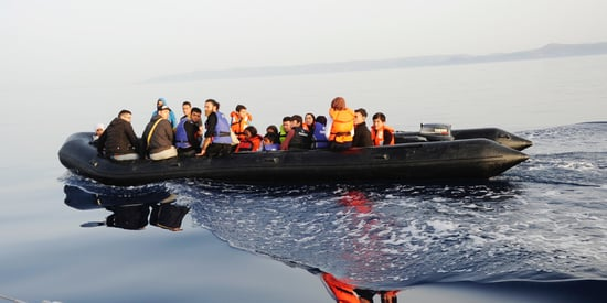 What It Took To Rescue 26 Refugees From The Middle Of The Sea