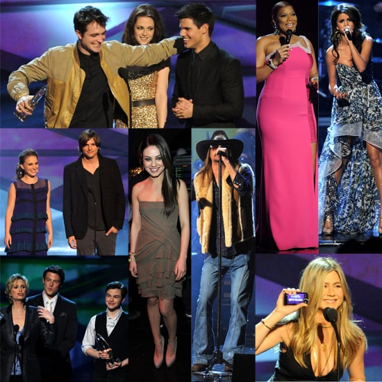 Pictures of Twilight, Queen Latifah, Natalie Portman, Jennifer Aniston, Selena Gomez at People's Choice Awards 2011-01-06 00:09:35