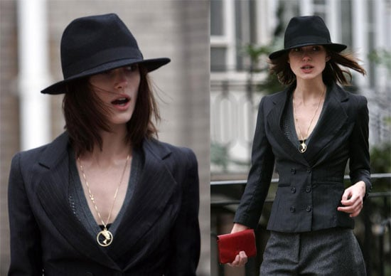 Keira Sues Over Being Called Skinny
