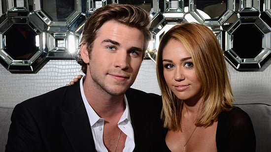 Liam Hemsworth Says People Will 'Figure Out' His Relationship With Miley Cyrus