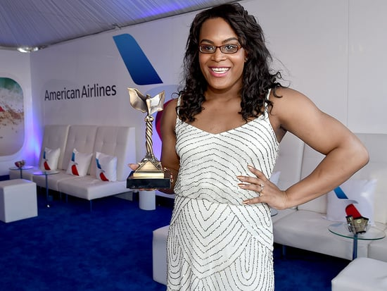 Transgender Tangerine Star Mya Taylor on Historic Acting Win at Indie Spirit Awards: 'The Struggle Was Real for Me, and I Got Ou