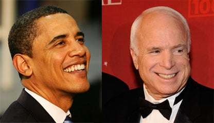 Eliza Petrescu on The Eyebrows of John McCain, Barack Obama, and Tim Kaine