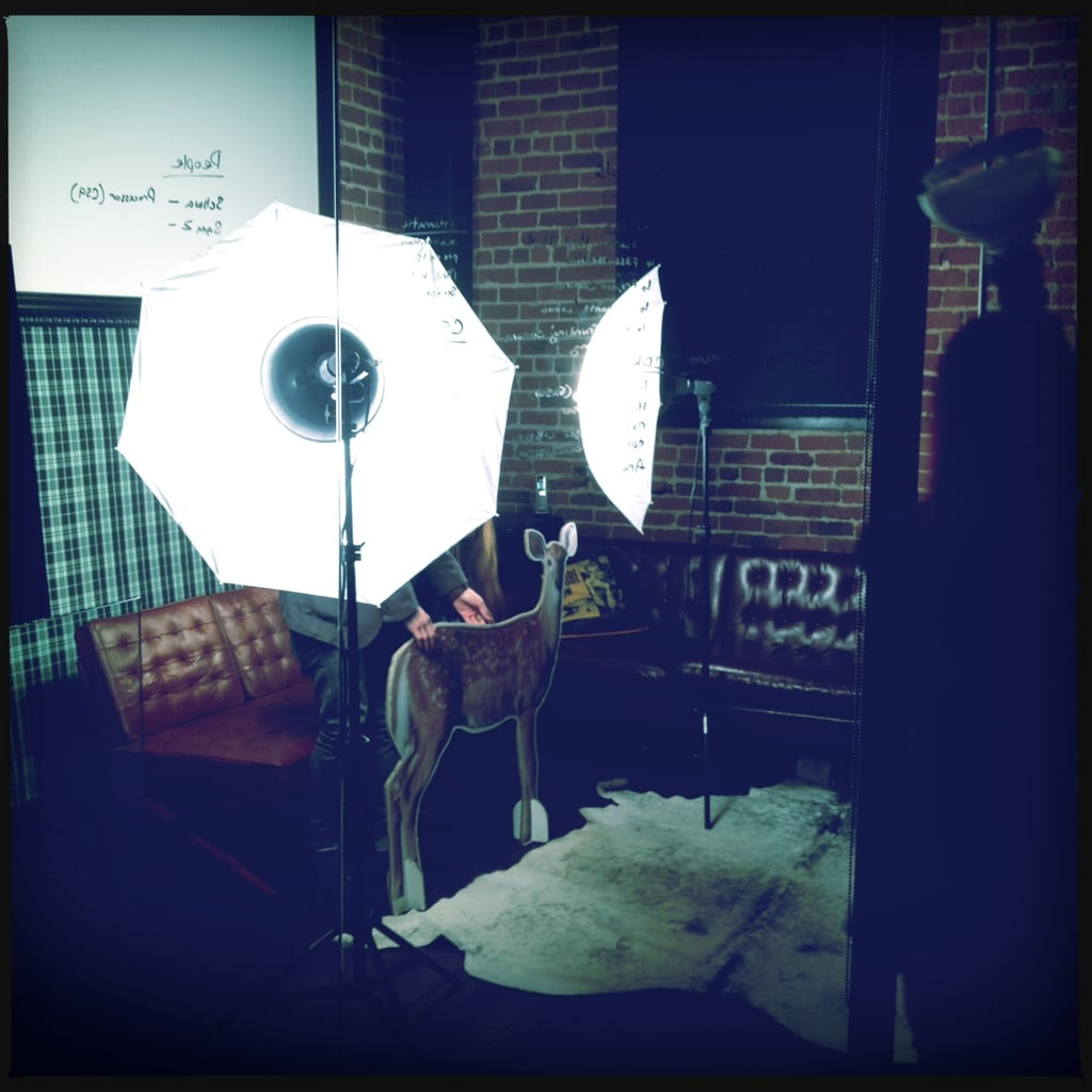Synthetic, the makers of Hipstamatic, also have a fun photobooth app called Incredibooth ($1) that lets you take four shots and produces a cool old-timey photobooth roll.