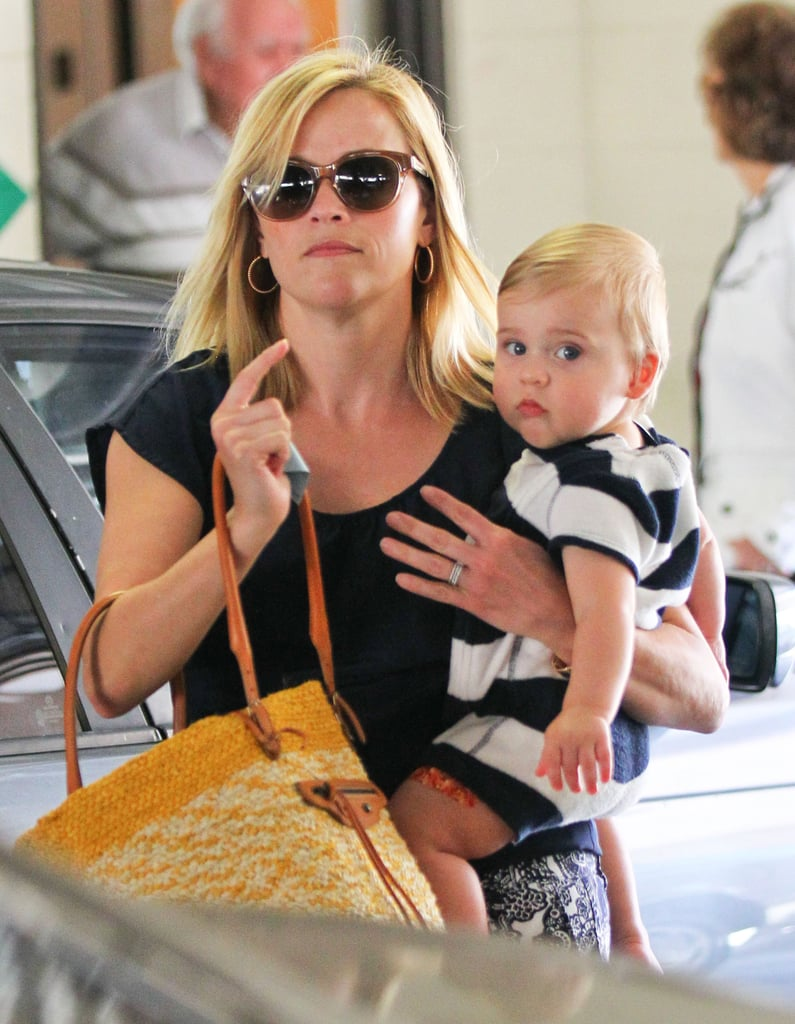 Reese Witherspoon's Little Man Tennessee Is Too Cute!