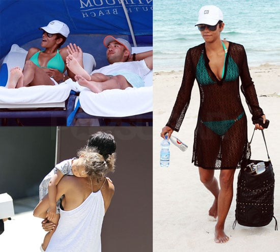 Pictures of Halle Berry Bikini