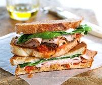 Fast & Easy Dinner: Turkey Panini