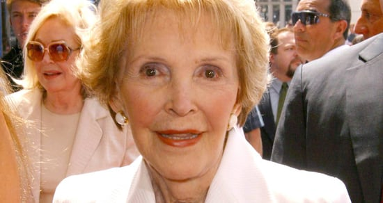 Nancy Reagan, Actress and Former First Lady, Dead at 94