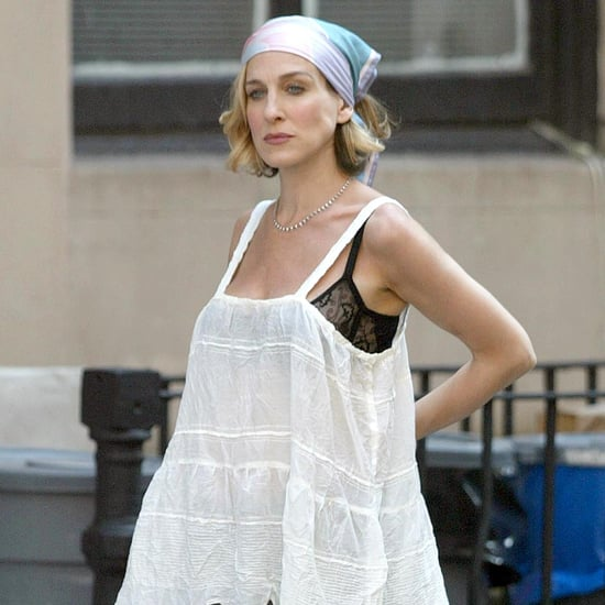 Carrie Bradshaw Sex and the City Style Lessons