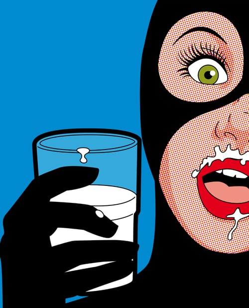 """Cat Milk,"" Greg Guillemin"