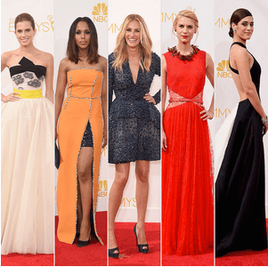 Best Dressed Emmys 2014 | Video