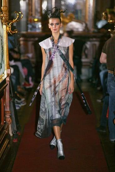 Paris Fashion Week: Impasse De La Defense Spring 2009